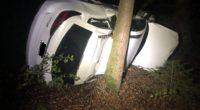 Heftiger Verkehrsunfall in Freudwil ZH