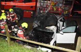 Autobrand in Uznach SG