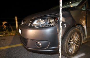 17-Jährige bei Unfall in Näfels schwer verletzt