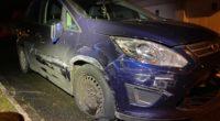 Bad Zurzach AG - Mit 2 Promille mehrere Kollisionen verursacht
