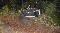 Breitenbach SO - Autofahrerin bei heftigem Unfall verletzt