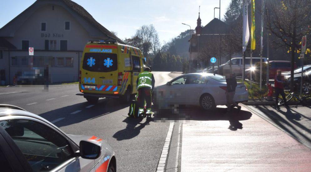 Oensingen SO: Fahrradlenker bei Unfall schwer verletzt