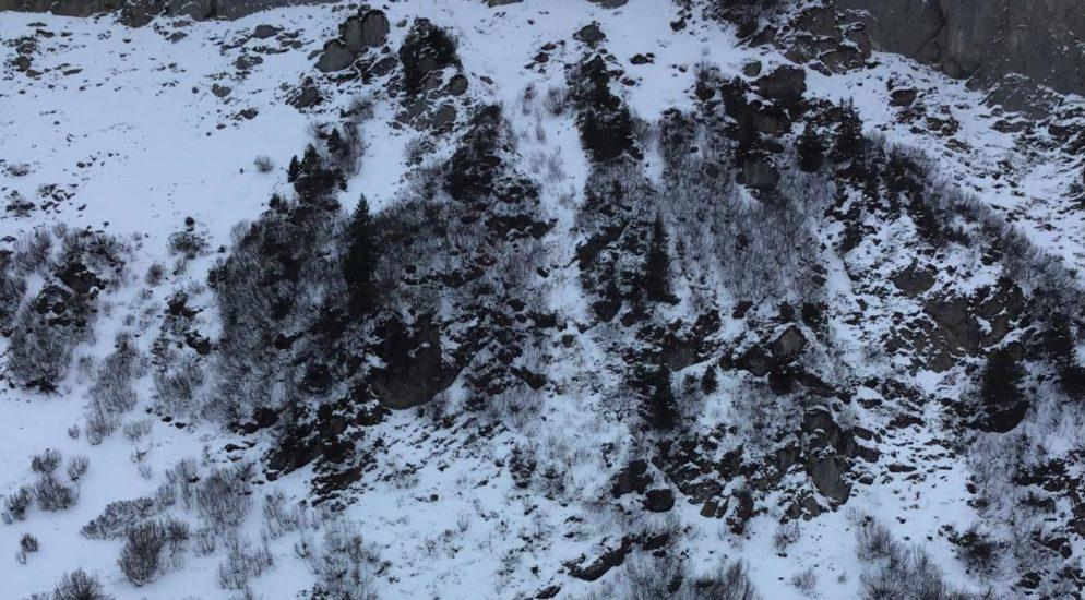 Linthal GL - Mann (46) stürzt 150 Meter in die Tiefe und stirbt