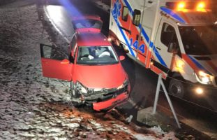 23-jährige Autolenkerin in Elm verunfallt
