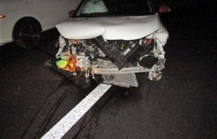 Bilten: Verkehrsunfälle auf der Autobahn A3