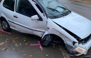 Winterthur ZH - Autofahrer (31) nach Unfall erheblich verletzt