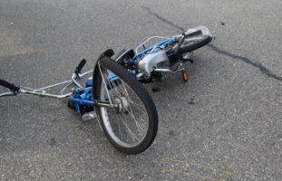Motorfahrradfahrer nach Unfall in Speicherschwendi verletzt