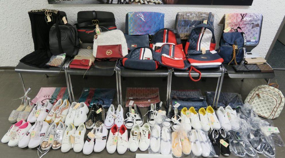 Gefälschte Markenartikel in Winterthur: Über 200 Kleider und Accessoires sichergestellt