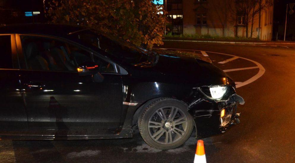 Herisau AR - Kollision zwischen zwei Autos https://bit.ly/3pHNaaK