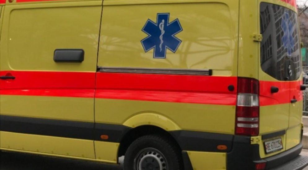 Auto prallt in Fussgängern: zwei Schwerverletzte in Biel