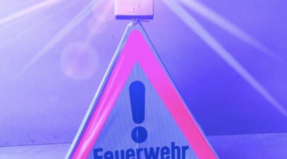 Aadorf TG: Brand in Abstellraum
