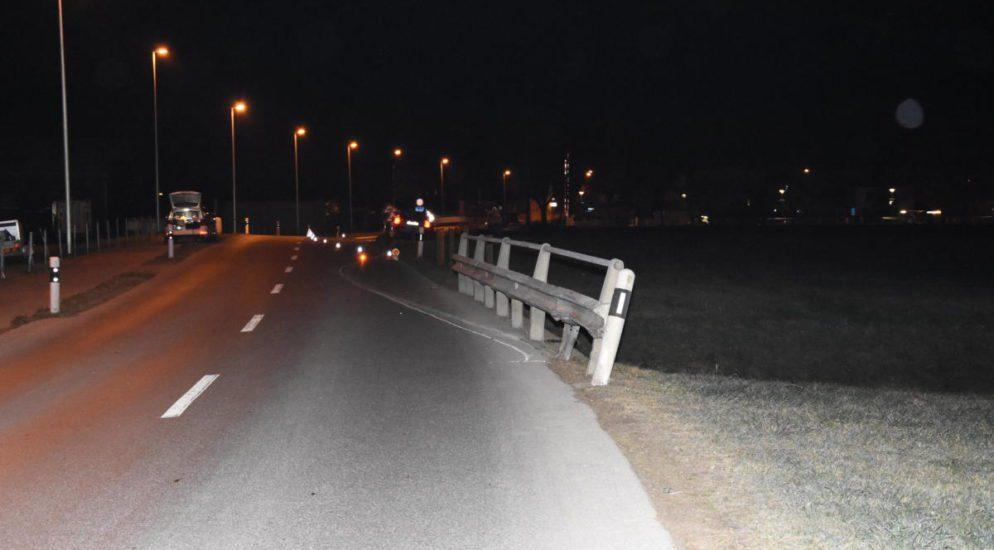 27-jähriger Lenker verursacht Autounfall in Kaltbrunn