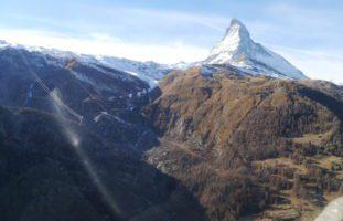 Frau nach Wanderunfall in Zermatt verstorben