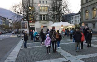 Ordnungsbussen nach Licht-Schwerpunktkontrolle im Kanton Glarus