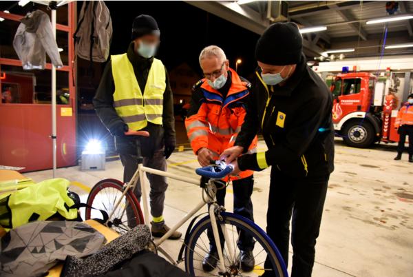 Lichtkontrollen in Altdorf UR - Reparaturen an 30 Fahrzeugen