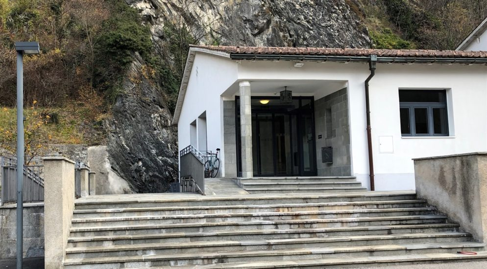 Schulanlagen Chur GR - Zwei 14-Jährige bei Diebstahl ertappt