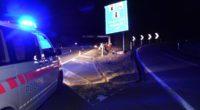Heftiger Unfall auf der Autobahn bei Mols SG