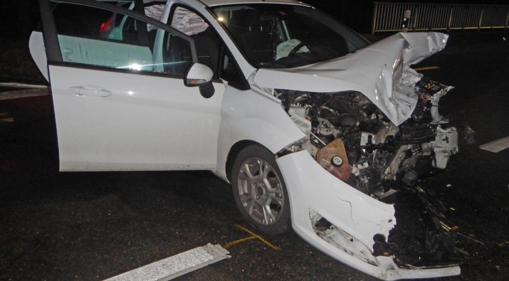 Mehrere Personen nach Verkehrsunfall in Roggwil im Spital