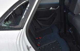 Deitingen SO - Bei acht parkierten Autos Scheiben eingeschlagen