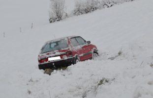 Verkehrsunfall in Schwellbrunn AR