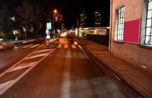 Chur GR - Fussgänger bei einem Unfall verletzt