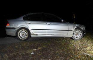 Chur GR: Junglenker (20) verursacht Selbstunfall mit Totalschaden