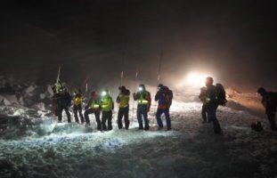 Bergunfall Crans-Montana VS - Mann tot geborgen