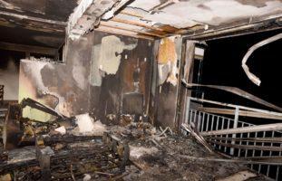 Alpnach OW: Wohnungsbrand in Mehrfamilienhaus