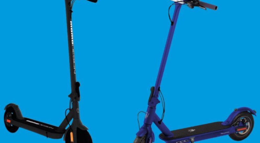 Jumbo ruft E-Scooter wegen Brand- und Unfallgefahr zurück
