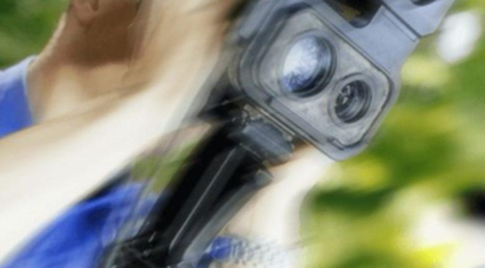22-jähriger Raser in Hölstein BL gefasst