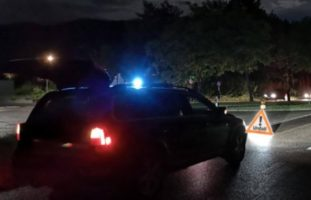 Rund 30 Unfallmeldungen im Kanton Bern in den letzten drei Stunden