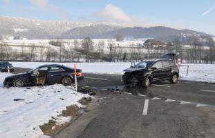 Nach Unfall in Hubersdorf SO mehrere Personen ins Spital gebracht