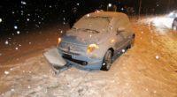 Mehrere Unfälle in Glarus Nord