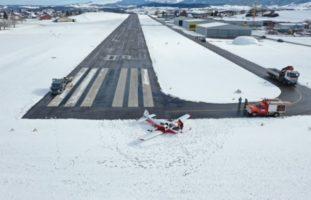 Flugzeugunglück in Ecuvillens FR