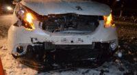 Unfälle in Herisau und Teufen AR