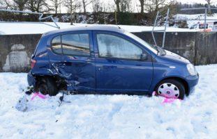 Reiden LU: Crash zwischen zwei Autos