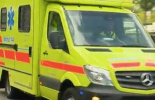 Zwei verletzte Kinder bei Unfall in Schwarzenberg