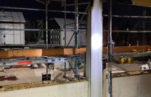 Mottbrand auf Balkon in Aadorf