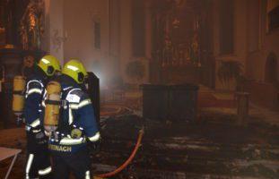 Steinach SG: Krippe in Brand geraten