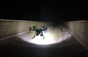 Schwerverletzter mit Drohne in Schiers aufgefunden