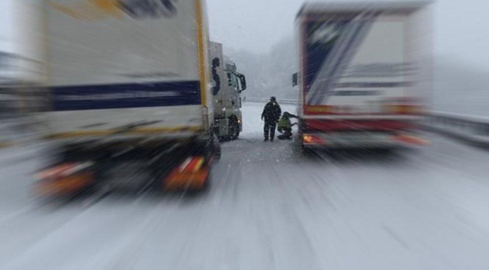 A4 aktuell zwischen Seewen und Goldau SZ gesperrt
