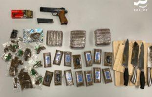 Drogenring im Kanton Freibrug zerschlagen