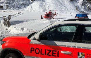 Klosters Serneus GR - Eine Person stirbt bei Lawinenunfall