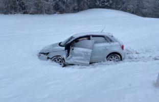 Mehrere Unfälle im Kanton Zug