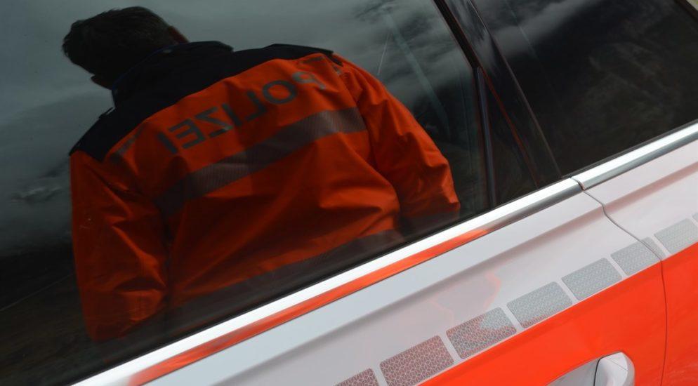 Unbewilligte Kundgebung in Basel gestoppt