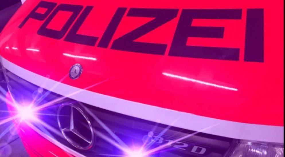Oberrüti AG - Motorrad und Velo zusammengeprallt