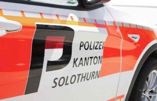 Drama in Gerlafingen SO - Polizei findet zwei leblose Kinder auf