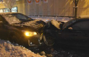 Schneechaos im Kanton St.Gallen: 59 Unfälle, umgestürzte Bäume