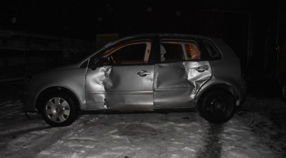 Schüpfheim LU - 27-Jährige baut Autounfall