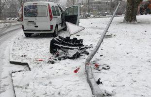 Unfälle Kanton St.Gallen - Aktuelle Lage